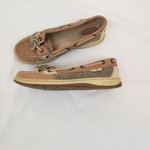 Sperry Angelfish Boat Shoe 6.5M Flat Excellent